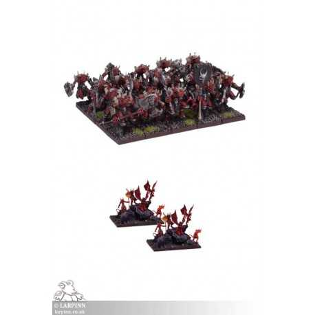 Forces of the Abyss Lower Abyssal Horde - KOW