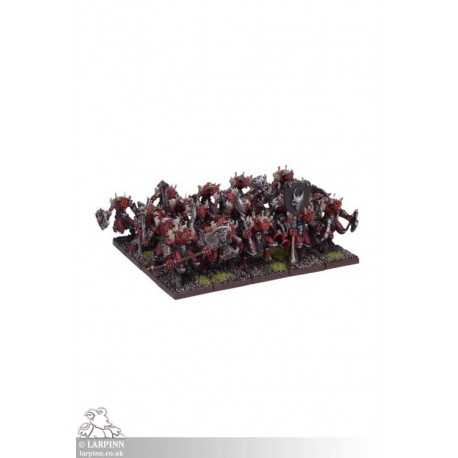 Forces of the Abyss Lower Abyssal Regiment - KOW
