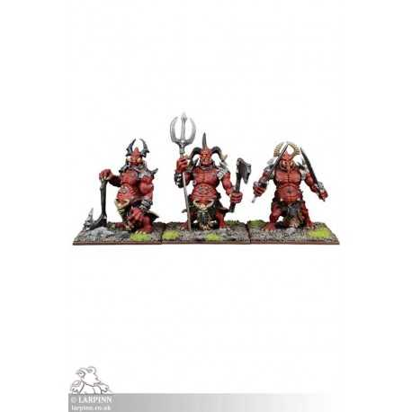 Forces of the Abyss Moloch Regiment - KOW