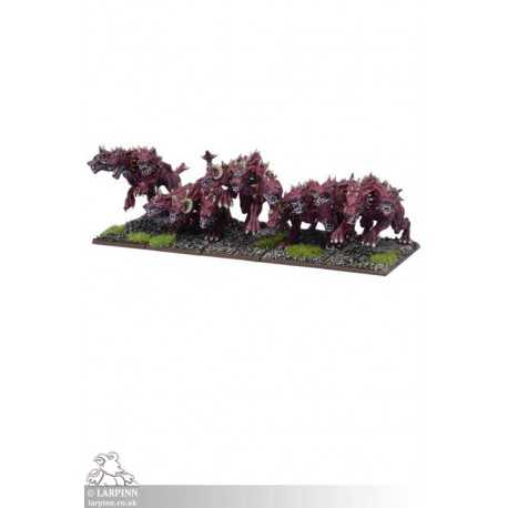 Forces of the Abyss Hellhound Troop - KOW