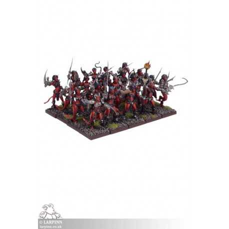 Forces of the Abyss Succubi Regiment - KOW