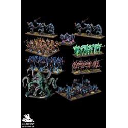 Nightstalker Mega Army - KOW