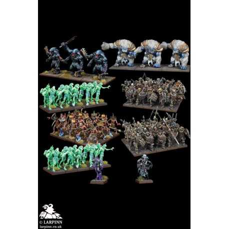 Shadows in the North - 3rd Ed 2 Player Starter Set - KOW