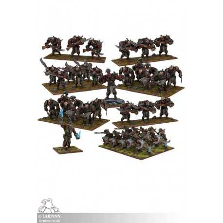Ogre Mega Army - KOW