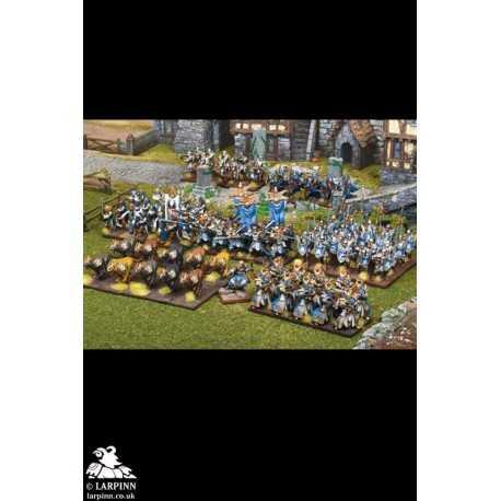 Basilean Mega Army - KOW