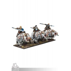 Northern Alliance Frost Fang Cavalry Regiment - KOW