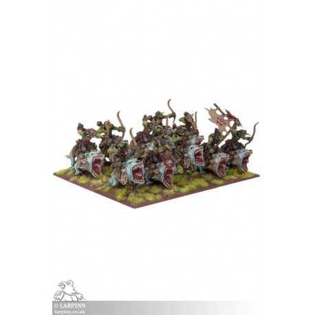 Goblin Fleabag Sniff Regiment - KOW