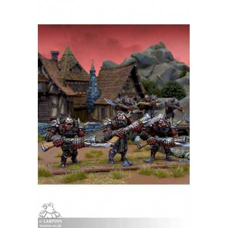 Ogre Shooters Horde - KOW