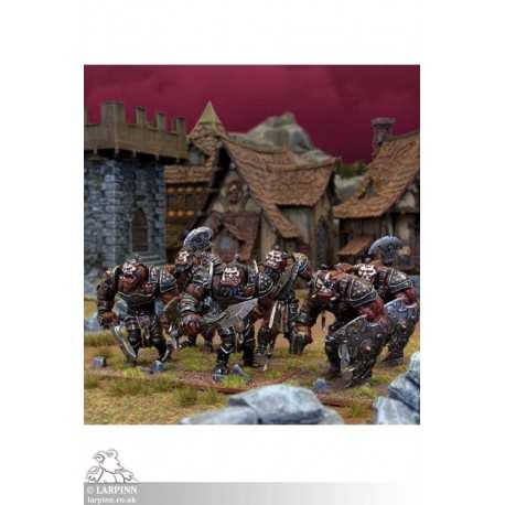 Ogre Warriors Horde - KOW