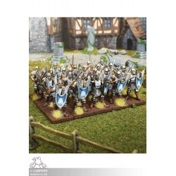Basilean Men at Arms Regiment - KOW