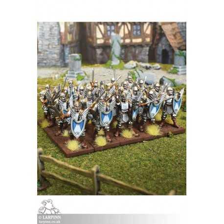 Basilean Men at Arms Regiment - KOW