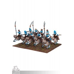 Basilean Sisterhood Panther Lancer Regiment - KOW