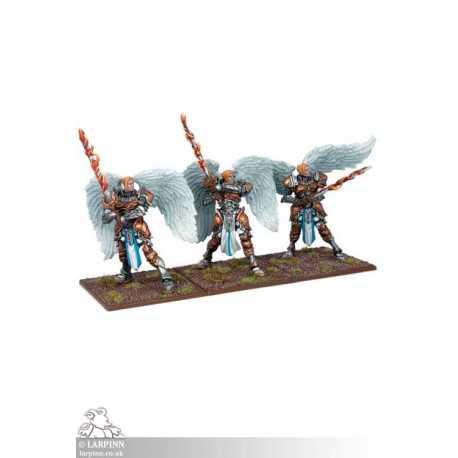 Basilean Elohi Regiment - KOW