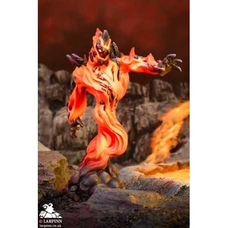 Forces of Nature Greater Fire Elemental - KOW