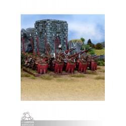 Dwarf Bulwarker Regiment - KOW