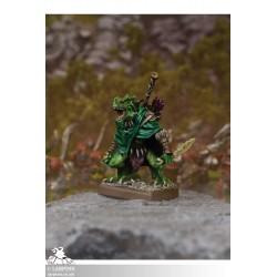 Forces of Nature Artakl Gehkkotah Warrior - KOW