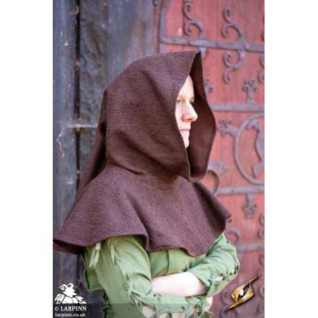 Adventurer Hood - Brown