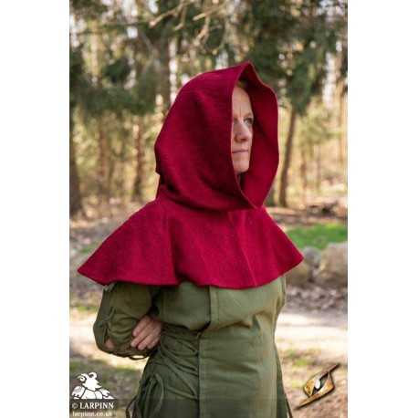 Adventurer Hood - Brown