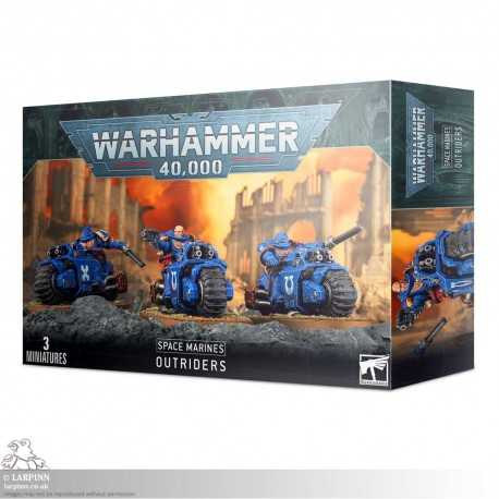 Warhammer 40,000: Space Marine Outriders