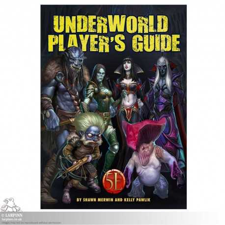 Dungeons & Dragons - Underworld Player's Guide