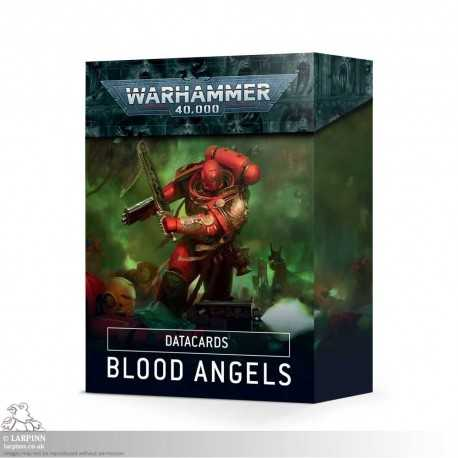 Warhammer 40,000: Blood Angels - Data Cards