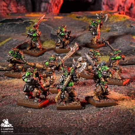 Goblin Luggits Troop - KOW