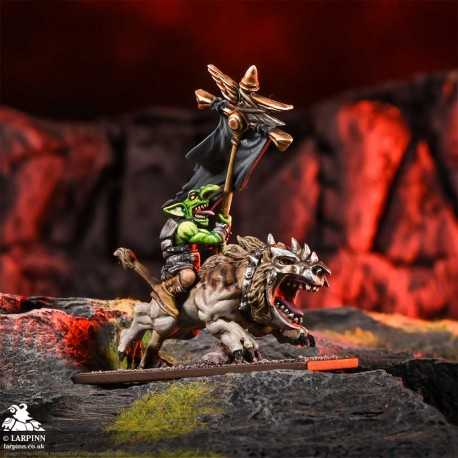 Goblin Flaggit on Mawbeast - KOW