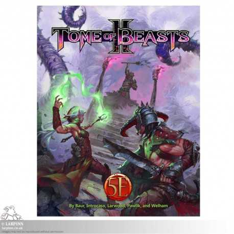 Dungeons & Dragons - Tomb of Beasts