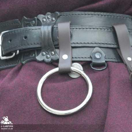Sorah Larp Weapon Ring - Black
