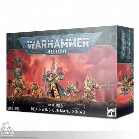 Warhammer 40,000: Dark Angels - Deathwing Command Squad