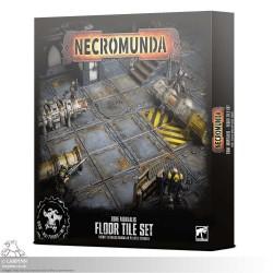 Necromunda: Zone Mortalis- Floor Tile Set