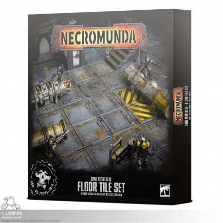 Necromunda: Zone Mortalis- Floor Tile Set