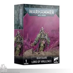 Warhammer 40,000: Dark Guard - Lord of Virulence