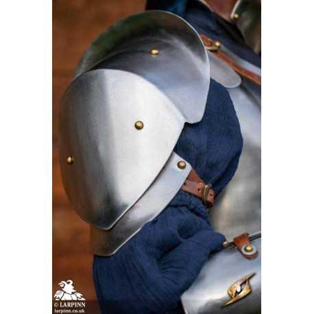 Renegade Shoulders - Steel