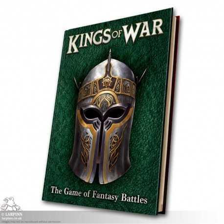 Kings of War 3rd Edition Rulebook Hardback