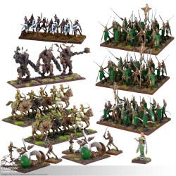 Elf Mega Army - KOW