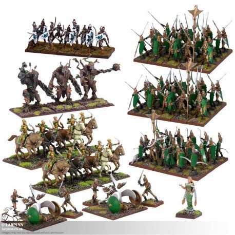 Elf Mega Army - KOW