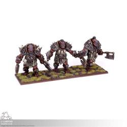 Ogre Berserker Braves Regiment - KOW