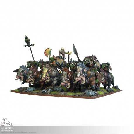 Orc Gore Rider Regiment - KOW