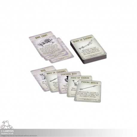 Spell & Artefact Cards - 3rd Edition - KOW