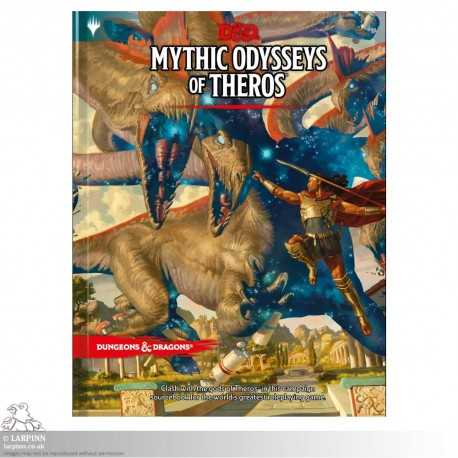 Dungeons & Dragons - Mythic Odysseys of Theros