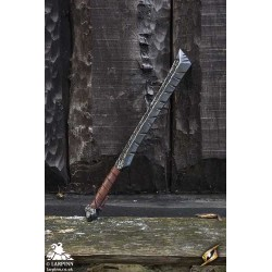 Orc Short Sword - 24in - LARP