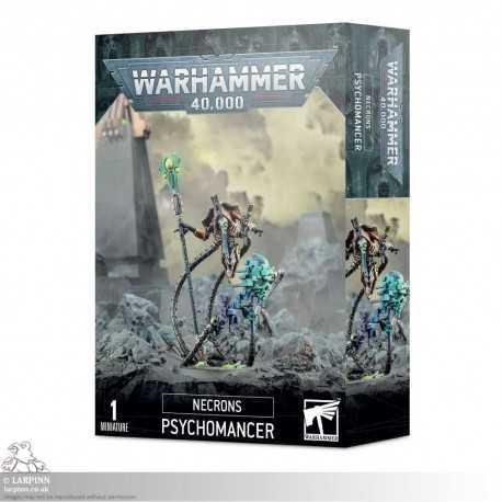 Warhammer 40,000: Necron Psychomancer
