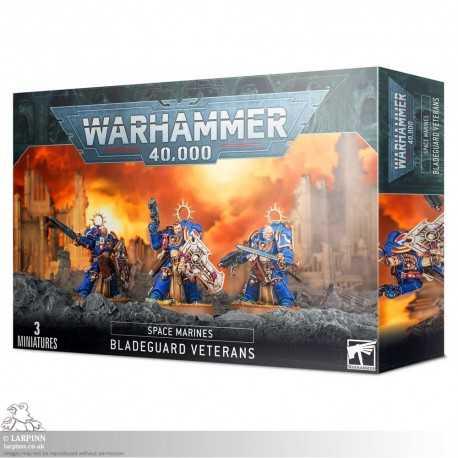 Warhammer 40,000: Space Marines Bladeguard Veterans