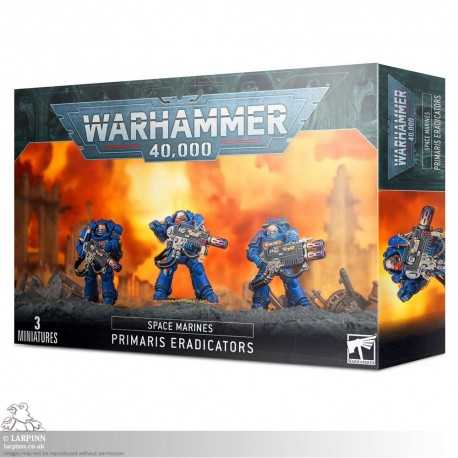 Warhammer 40,000: Space Marines Primaris Eradicators