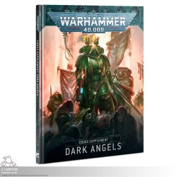 Warhammer 40,000: Codex Supplement - Dark Angels