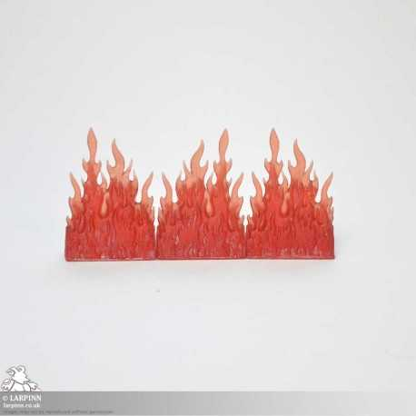 Game Inn - x3 Flame Walls