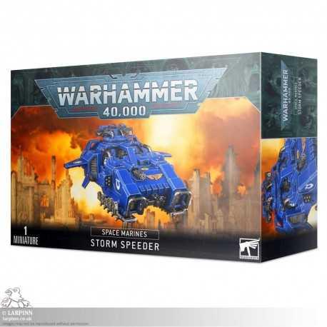 Warhammer 40,000: Space Marines Storm Speeder