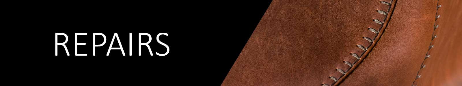 Repairing Leather