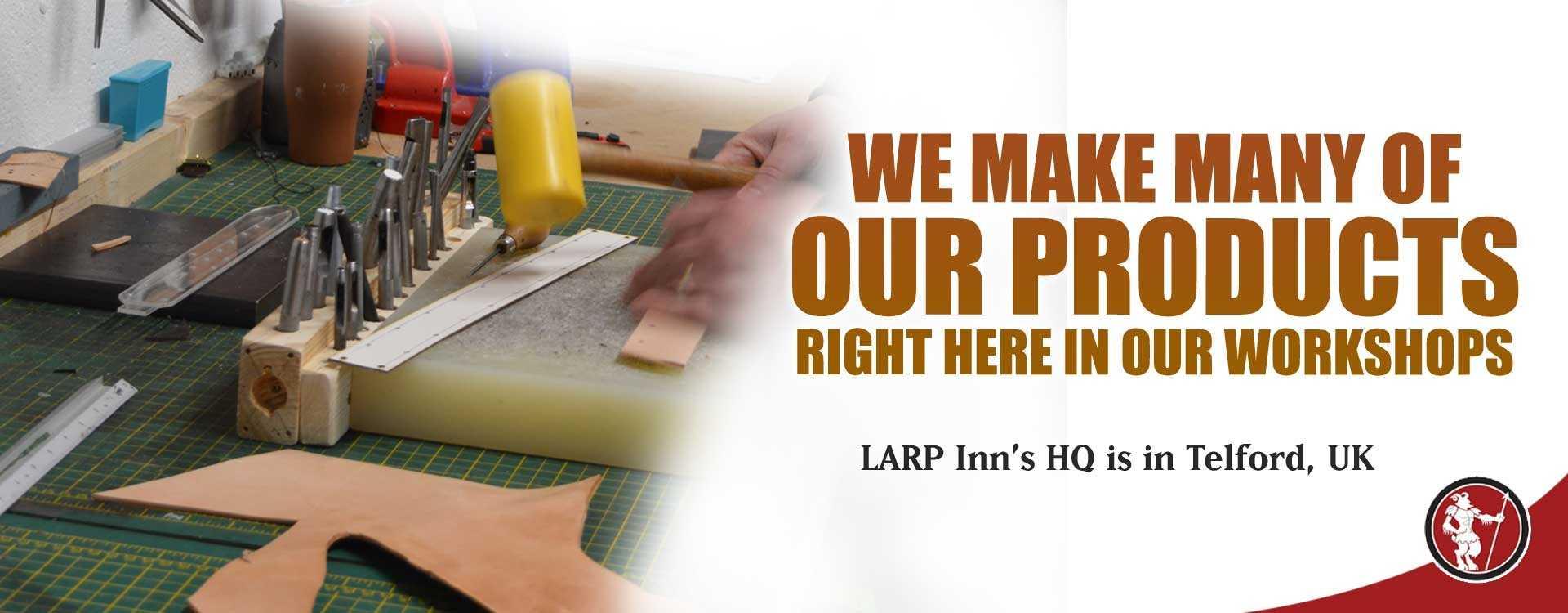 Larp Inn - We Make Stuff!